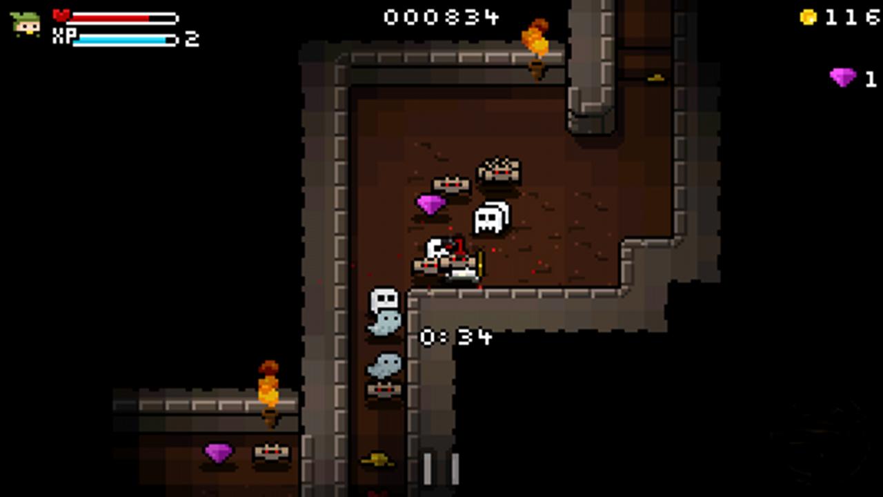 Screenshot of Heroes of Loot