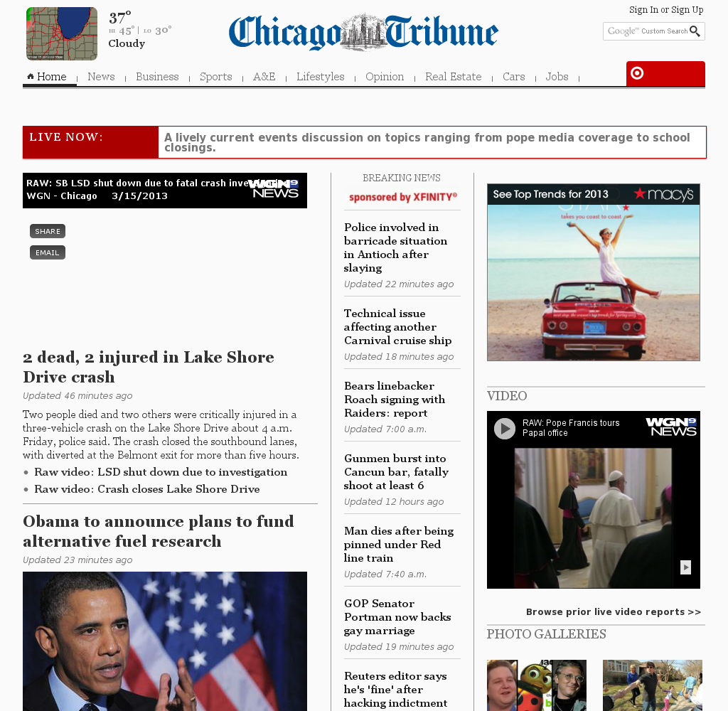 Chicago Tribune