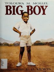 Cover of: Big boy   Tololwa M. Mollel
