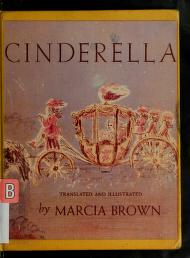 Cover of: Cinderella | Charles Perrault