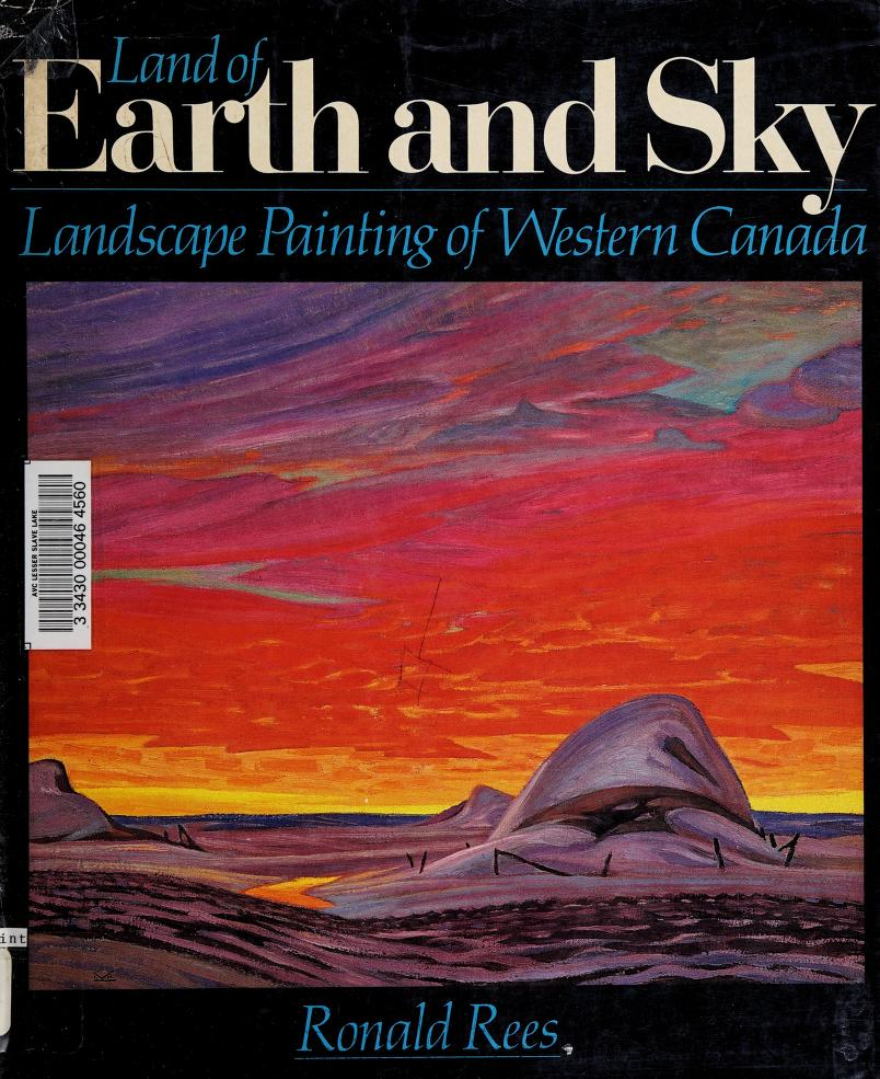 Land of Earth and Sky by Ronald Rees