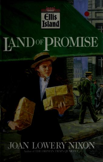 Cover of: Land of promise   Joan Lowery Nixon