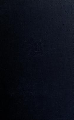 Cover of: Le destin de la pensee et la mort de Dieu selon Heidegger. -- | Odette Laffoucriere