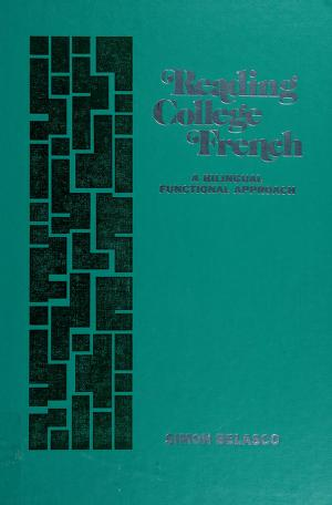 Cover of: Reading college French | Simon Belasco